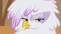 Gilda with fluffy face S1E05