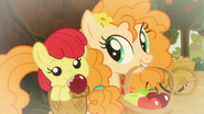 Pear Butter and baby Apple Bloom S9E10