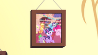 Photo of Twilight's welcome to Ponyville party S4E12