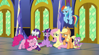 """Pinkie """"I'm going to miss you so much!"""" S9E26"""