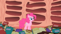 """Pinkie Pie """"A sonic boom and a rainbow can happen all at once"""" S1E16"""