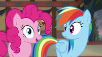 """Pinkie Pie """"she's fancy"""" S7E18"""