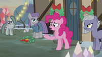 Pinkie Pie -this was all a misunderstanding- S5E20