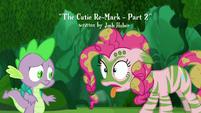 Pinkie wheezes S5E26