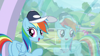 """Rainbow Dash """"what you all just did"""" S9E15"""