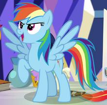Rainbow Dash (EG) Pegasus form ID EGSB.png