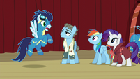 Soarin -to make it there and back- S5E15