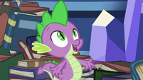 """Spike """"that is dragon culture"""" S8E24"""