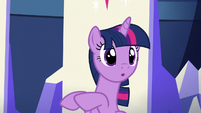 Twilight (in unison with Pinkie) -Tomorrow!- S5E19