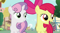 "Apple Bloom ""everywhere you look"" S6E19"
