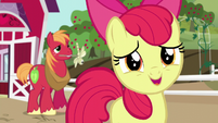 "Apple Bloom ""you are the most awesome sister ever!"" S5E17"