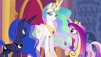"Celestia ""Tirek has stolen enough magic"" S4E25"