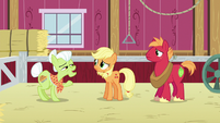 "Granny Smith asking ""whatever for?"" S6E23"
