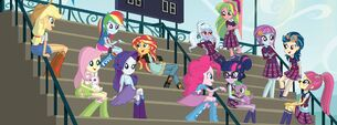 MLP EG Friendship Games Facebook