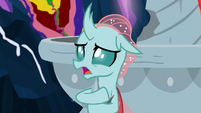 """Ocellus """"my meditation garden is ruined!"""" S9E3"""