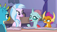 """Ocellus """"why we're studying together"""" S8E22"""
