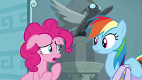 """Pinkie Pie """"I haven't even thought about"""" S6E7"""