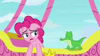 """Pinkie Pie """"you're right, Gummy"""" S7E11"""