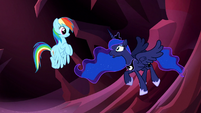 """Princess Luna """"the Tantabus has already turned"""" S5E13"""