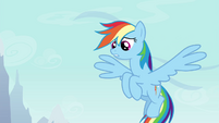 """Rainbow Dash """"it's too strong"""" S4E16"""