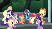 """Scootaloo """"what for?"""" S6E7"""