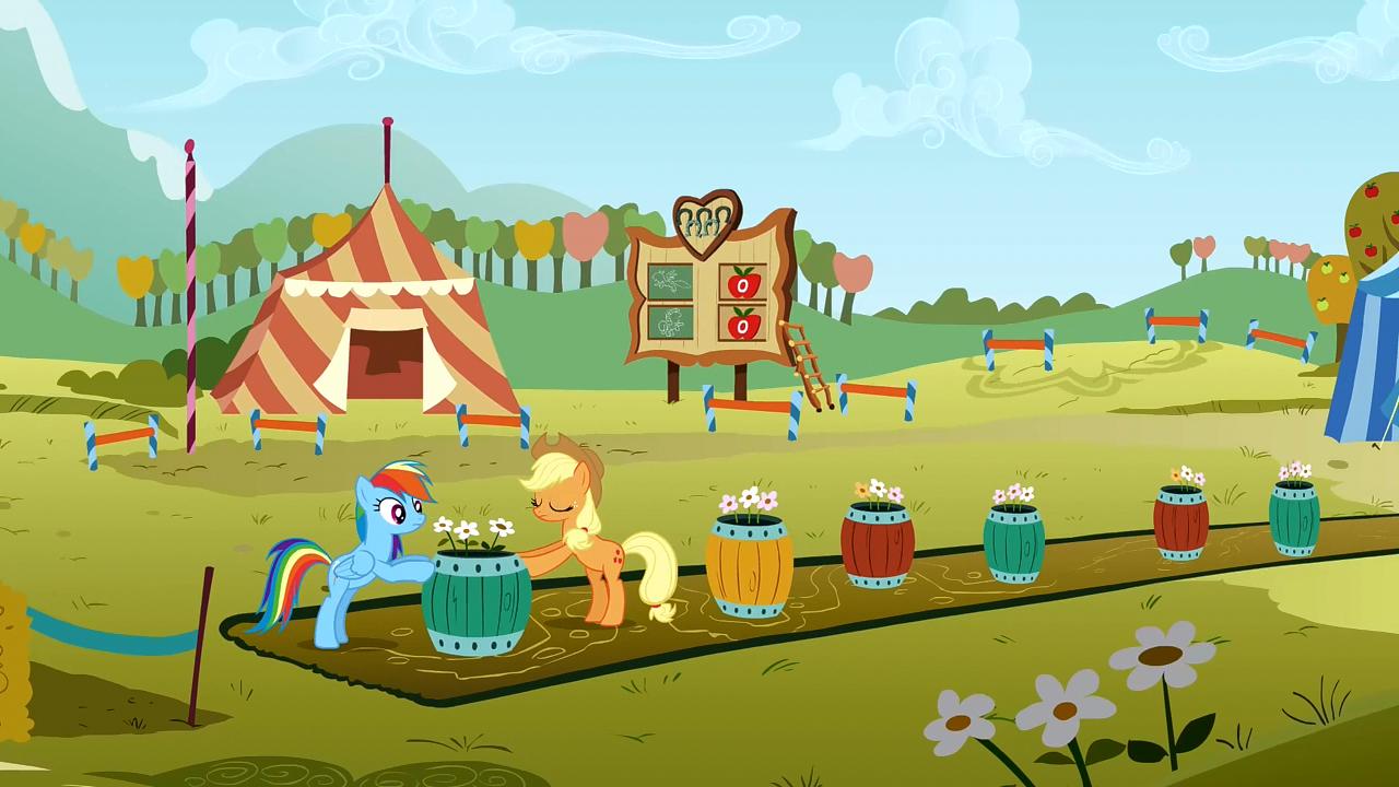 Iron Pony competition