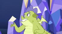 "Sludge ""more pony than dragon"" S8E24"
