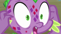 """Spike """"we have to get help!"""" S8E11"""