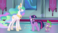 """Spike """"when did that happen exactly?"""" S8E7"""