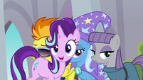 """Starlight """"everything should run smoothly"""" S8E15"""
