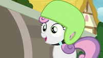 """Sweetie Belle """"you said you weren't good at anything"""" S7E6"""