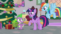 "Twilight ""you'll have to wait and see"" S8E16"