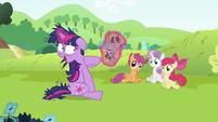 Twilight Sparkle, Smarty Pants and CMC S2E03