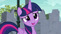 "Twilight Sparkle ""I'm not sure"" S9E3"