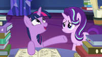 """Twilight Sparkle """"the ponies that created them"""" S7E26"""