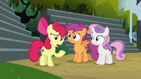 Apple Bloom -I must have hay in my ears- S7E21