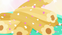 Close-up of Puffed Pastry's churros EGSBP