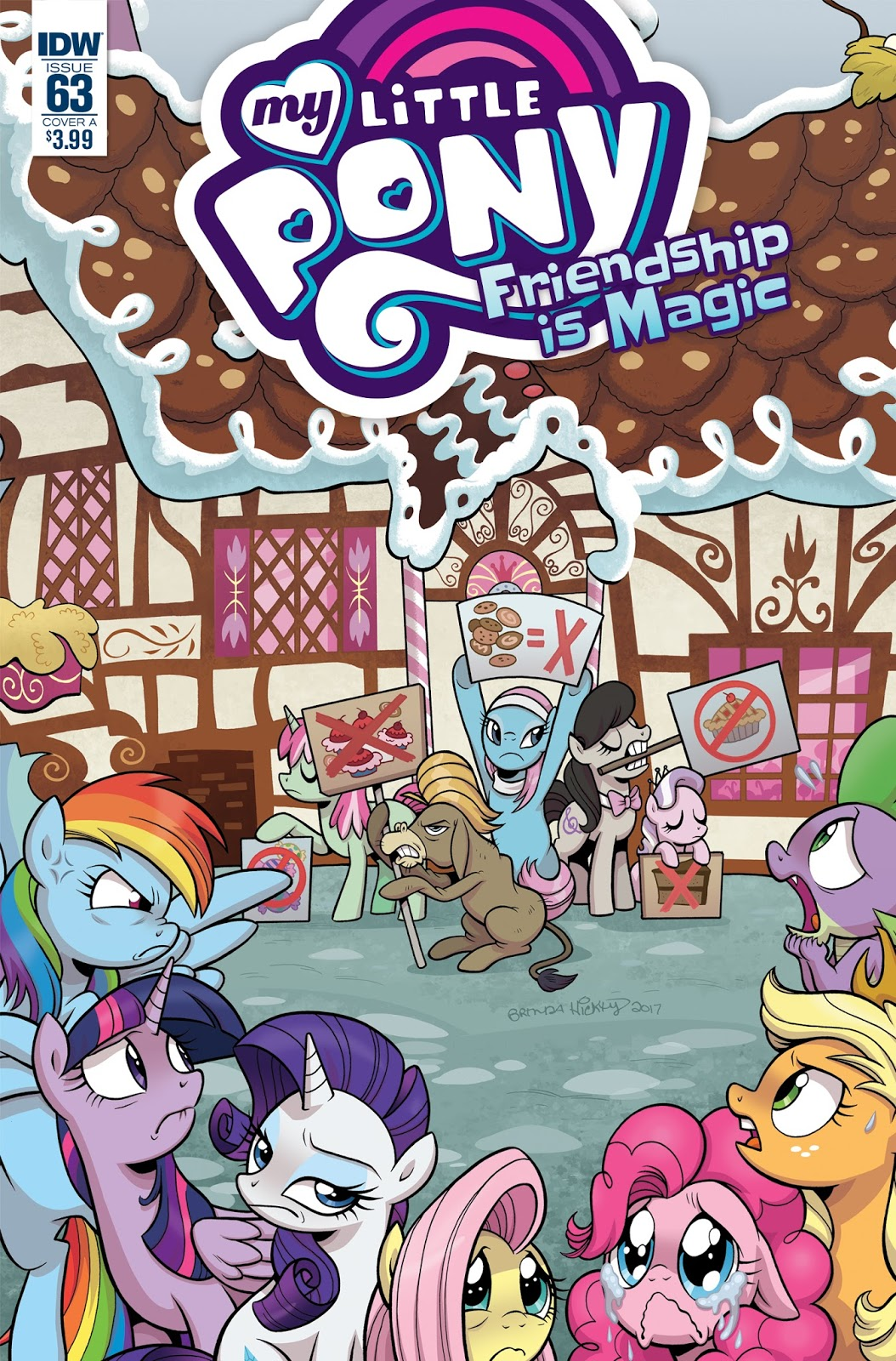 Friendship is Magic Issue 63