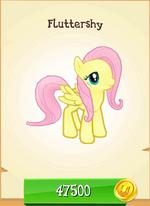 Fluttershy MLP Gameloft.png