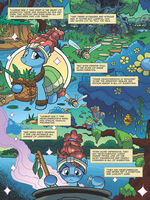 Legends of Magic issue 9 page 1