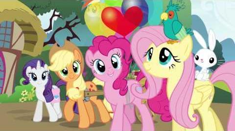 My Little Pony - Make This Castle a Home - Dub PL 1080p