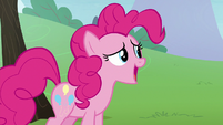"Pinkie Pie ""tell me everything!"" S8E3"