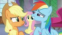 "Rainbow Dash ""I wouldn't say 'better'"" S8E9"