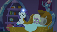 """Rarity """"I just couldn't wait to share"""" S9E19"""