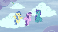 """Sunshower """"But there's clear skies over there, too!"""" S5E5"""