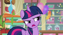 Twilight -and then the last clue- S5E19