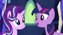 """Twilight and Starlight """"without further ado"""" S6E12"""