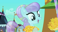 Corncob eating pony rejuvenated S3E2