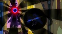 Dark energy swirls around Princess Luna S5E13