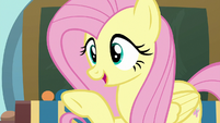 "Fluttershy ""step on whatever color I name"" S9E7"
